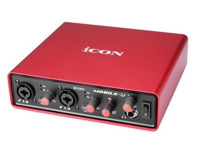 ICON/Aiken Mobile U VST внешняя сеть K song компьютер USB Live профессиональная Запись Звуковая карта