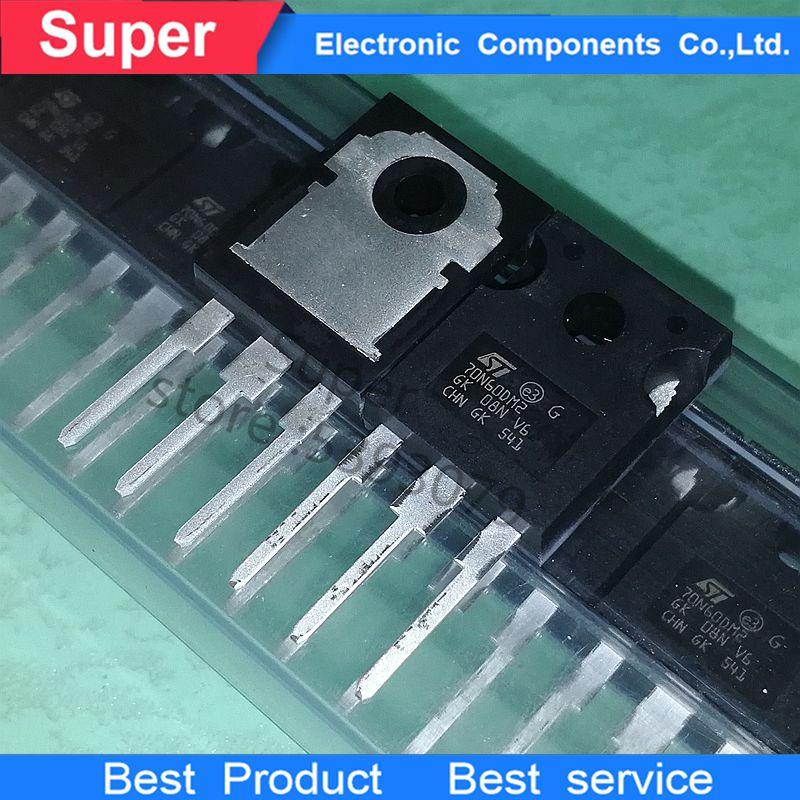 5 unids/lote STW70N60DM2 70N60DM2 STW70N60M2 70N60M2 MOSFET-247 Transistor original nuevo 70A600V