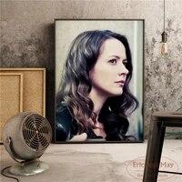 Affiches et imprimes de film Tv Amy Acker  toile de peinture murale  image dart Vintage  affiche decorative pour la maison  Tableau