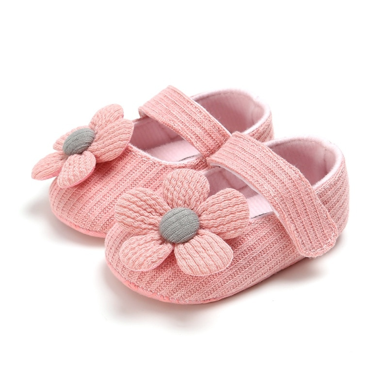 Flowers Baby Shoes Newborn Baby Girl Shoes Fashion Flowers Princess First Walker Baby Girl Shoes