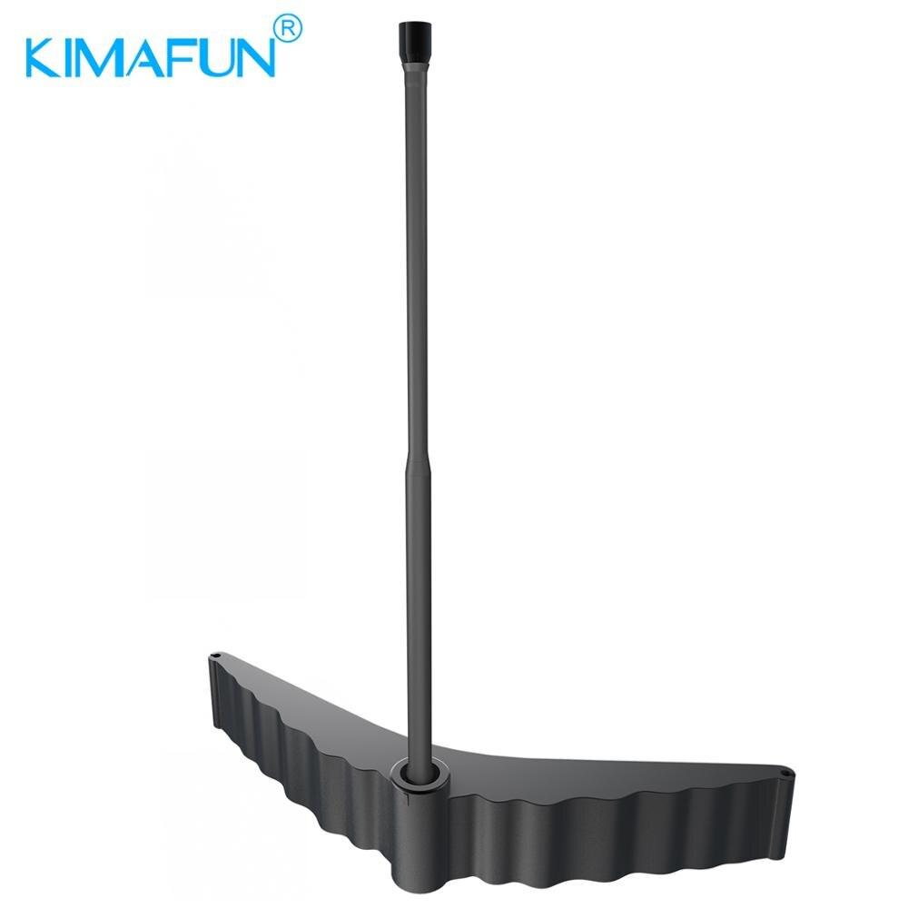 KIMAFUN-ميكروفون آلة موسيقية صغير ، ميكروفون التشيلو ، خاص ، أداء المرحلة ، ميكروفون سلكي