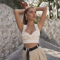 women summer crop tops summer black white ruched pleated slim camis 2020 ladies wide strap tees skinny femme camisole