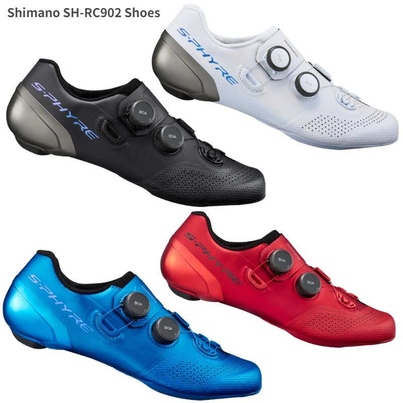 Shimano SH-zapatos de carretera con cierre de SH-RC9 de calzado para ciclismo...