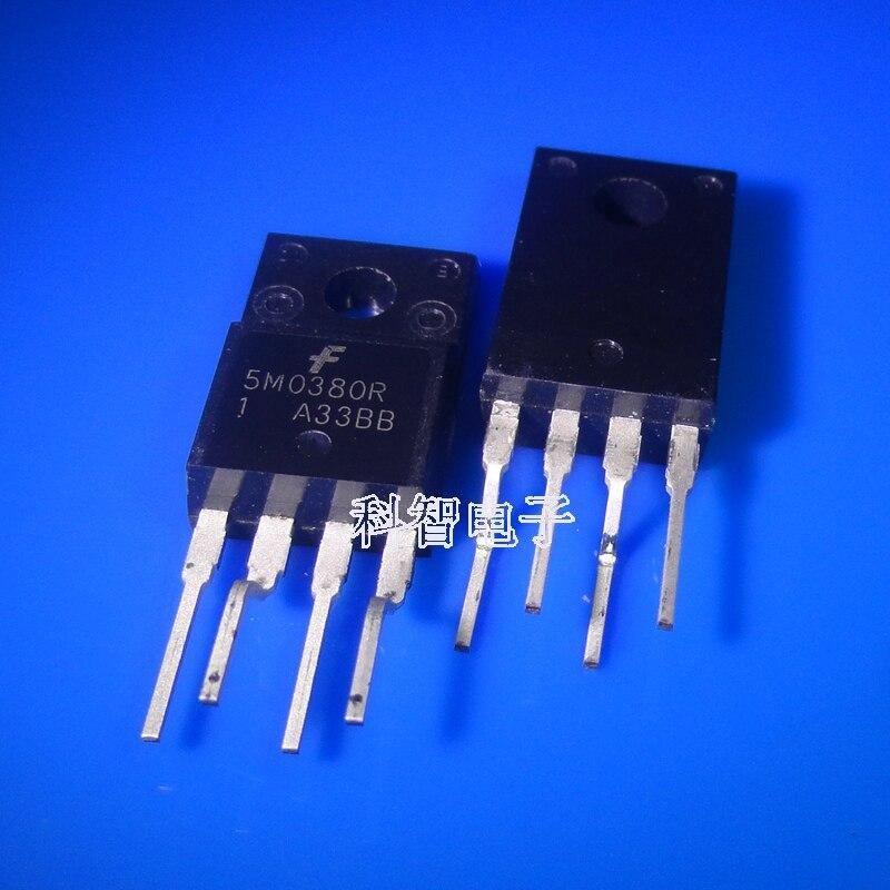 100% nuevo y original KA5M0380R 5M0380R KA5M0380RYDTU TO220 de materiales
