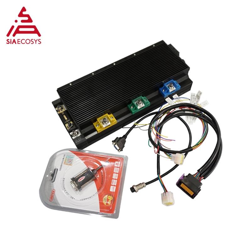 QS Motor super 12inch 12000W 260 70H V4 scooter hub motor 72-96V 120km/h with APT96600/KLS72701-8080H Controller kits system enlarge