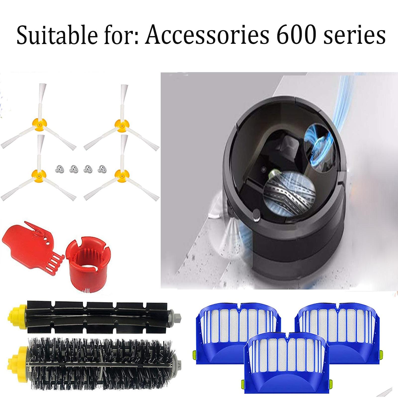 Piezas de repuesto para aspiradora Irobot R00mba, Accesorios para Robot aspirador, Accesorios...
