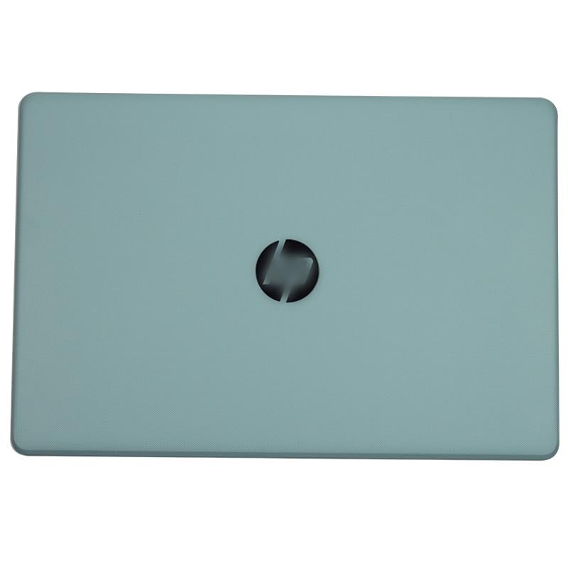 Original New Laptop LCD Back Cover Para HP Pavilion 17-AK 17-BR 17-BS Series LCD Back Cover Top case 933296- 001 luz verde