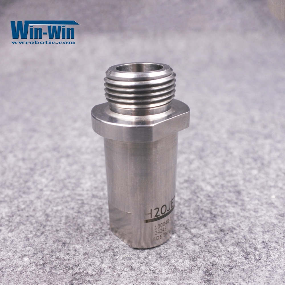 Water Jet Components Part On/Off Valve Body HYBRID Pneumatic Valve Body 100048-1 20457198 Waterjet Cutting Head enlarge