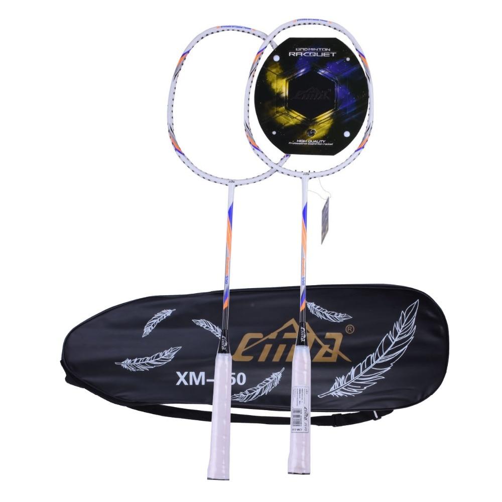 yonzhenx 2017 new 3u badminton rackets super light g3 high tension full carbon professional badminton racquet with original bag Carbon Badminton Racket Light Aluminum with String Professional Bag Badminton Racquet