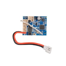 Receiver Board for C119 4CH RC Helicopter Spare Parts Remote Control Toy Accessories SC4001025