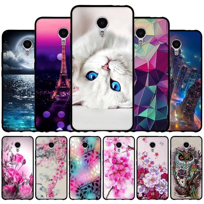 Phone Etui Cover Huawei P9 lite Case Silicon Soft Girl Cartoon TPU Black Back Cover For Fundas Huawei P9 lite P9Lite 2016 Case