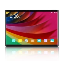 2021 super 2 5d glass 6g128gb tablet pc google play 10 1 inch android 9 0 octa core 4g smartphone gps wifi tablets
