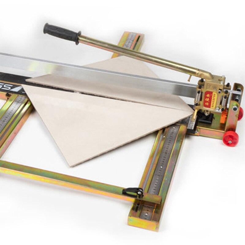 Ceramic Tile Cutting Machine Home Diy Tools High Precision Cutting All Steel Ceramic Tile Manual Cutting Machine Renovation Team