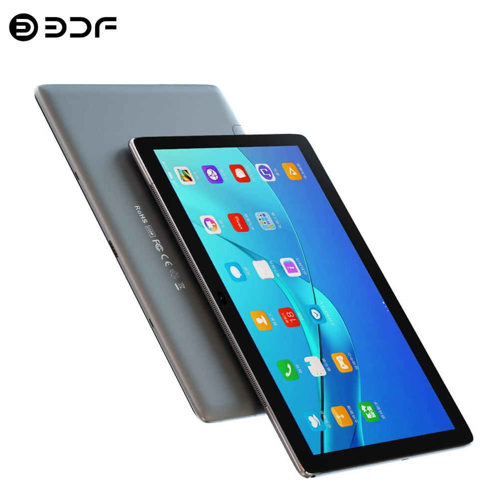 New 11.6 Inch Tablet 10 Core 4GB RAM 128GB ROM 4G Network AI Speed-up Smart Android Tablet Pc Phone Call GPS WiFi Tablette