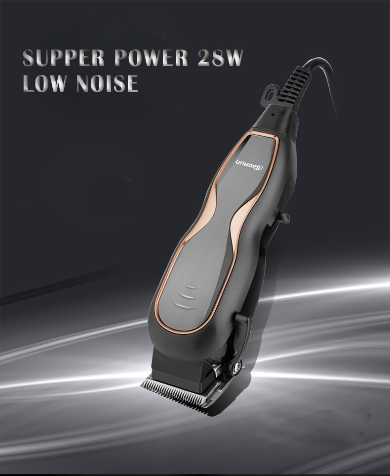 cord hair clipper machine professional wired hair cutting machine for barbershop electric 220V hair clippers men professional enlarge