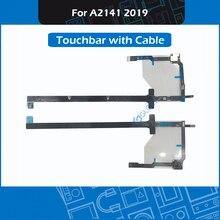 """Neue 16 """"Laptop A2141 Touchbar Für Macbook Pro Retina Spät 2019 A2141 Touch bar mit kabel Ersatz"""