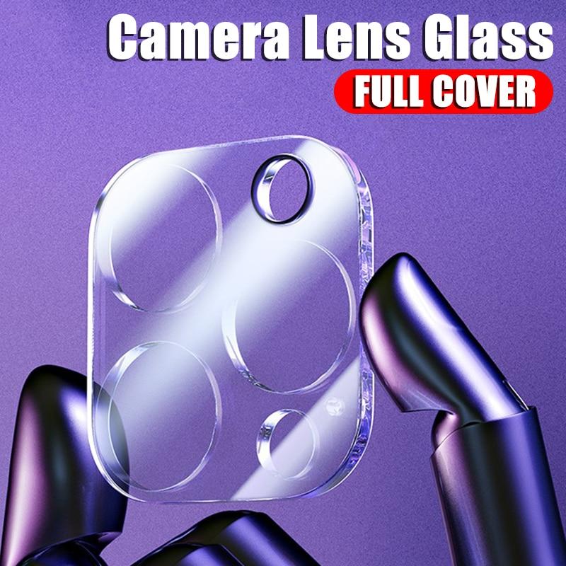 Volledige Cover Camera Lens Gehard Glas Voor Iphone 13 Pro Max Screen Protector Iphone 13 Mini Transparante Beschermende Glas Film