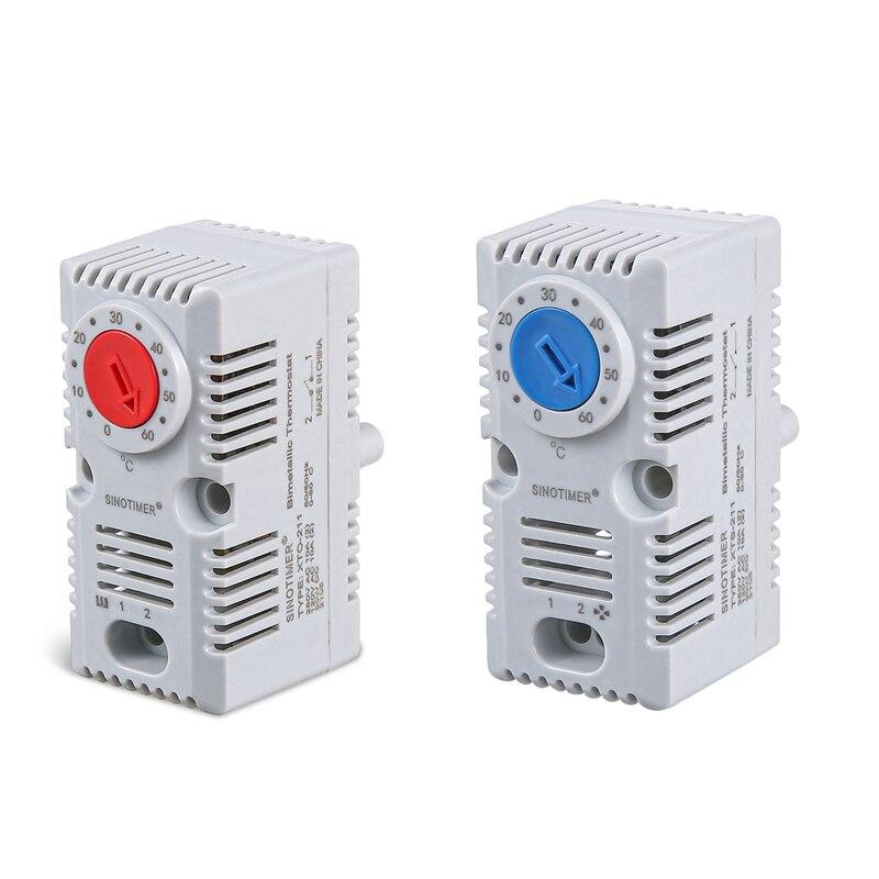 Механический термостат SINOTIMER, регулятор температуры для бытовой техники