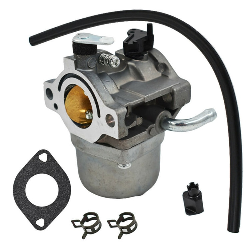 Carburador de substituição para briggs & stratton 593432 794653 791266 peças do motor equipamento ferramentas substituição ferramentas