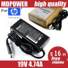 MDPOWER для HP ProBook 5310m 5330m 6450b мощность ноутбука питания AC адаптер Зарядное устройство Шнур