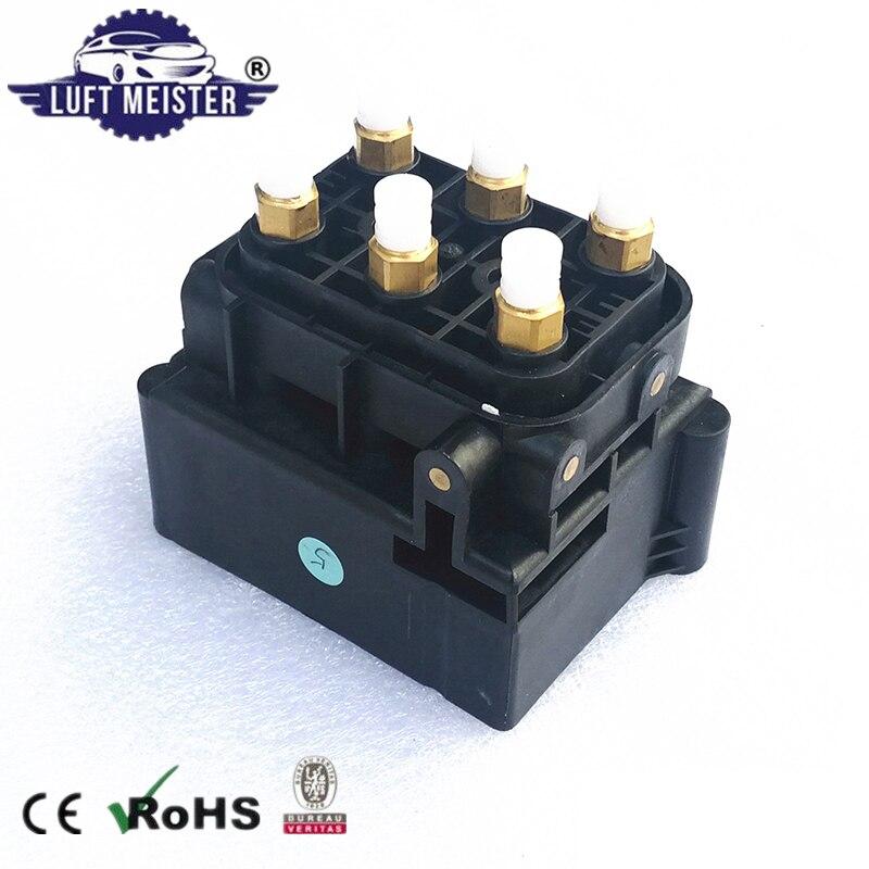 Bloque de válvula de suspensión de aire de piezas de coche de Envío Gratis para Audi A6 C6 / A6 C5 / A8 OE #4F0616013, 4Z7616013, 4E0616014B