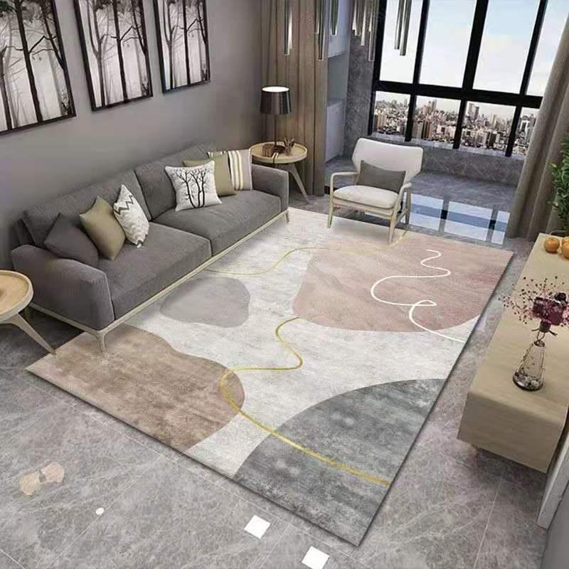 Carpets for Living Room Decoration Washable Floor Lounge Rug Large Area Rugs Bedroom Carpet Modern Home Living Room Decor Mat