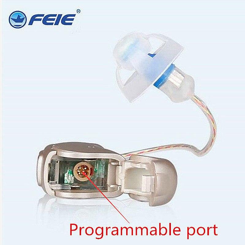 Ic-السمع الرقمي ، سماعات الأذن ، مكبر الصوت ، مساعد السمع ، تقليل الضوضاء لكبار السن ، MY-19