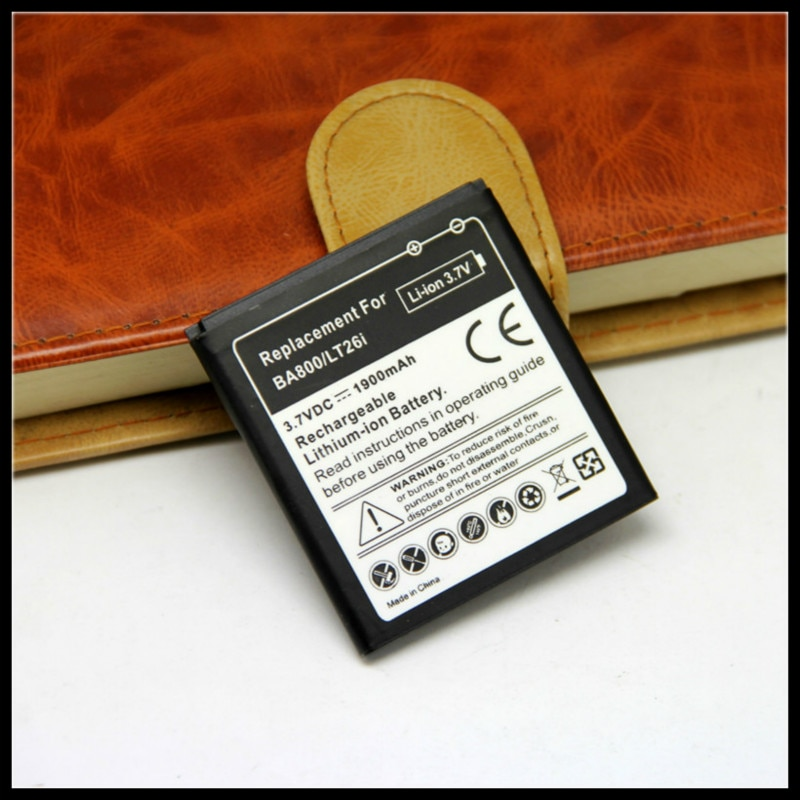 New Bateria BA800 Replacement BATTERY For Sony Ericsson Xperia S Arc HD LT26i LT26 V LT25i BATTERY enlarge