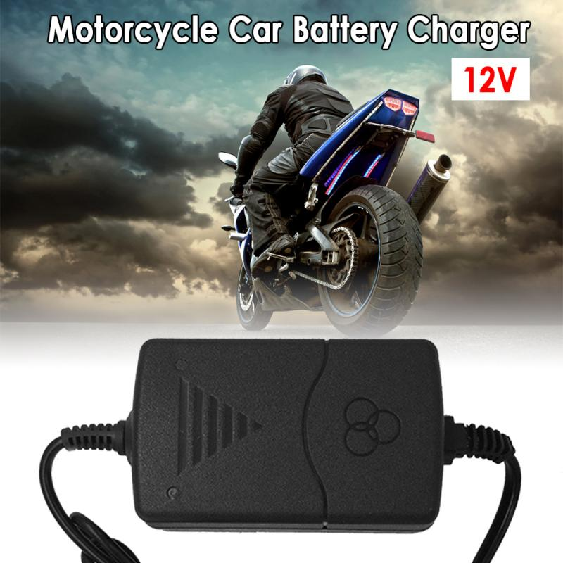 12V Smart Battery Charger Pulse Repair Chargers For Car Truck Motorcycle Fast...