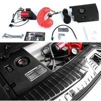 auto accessories for nissan patrol armada y62 2012 2013 2014 2015 2016 2017 2018 2019 car inflator use original storage space
