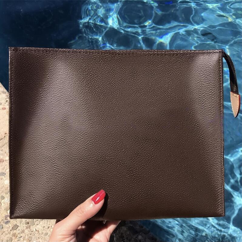 العلامة التجارية الفاخرة تصميم جديد المرأة الحقيبة الزينة الموضة الأعمال مخلب المحفظة سيدة سعة كبيرة حقائب التجميل اليومية مخلب