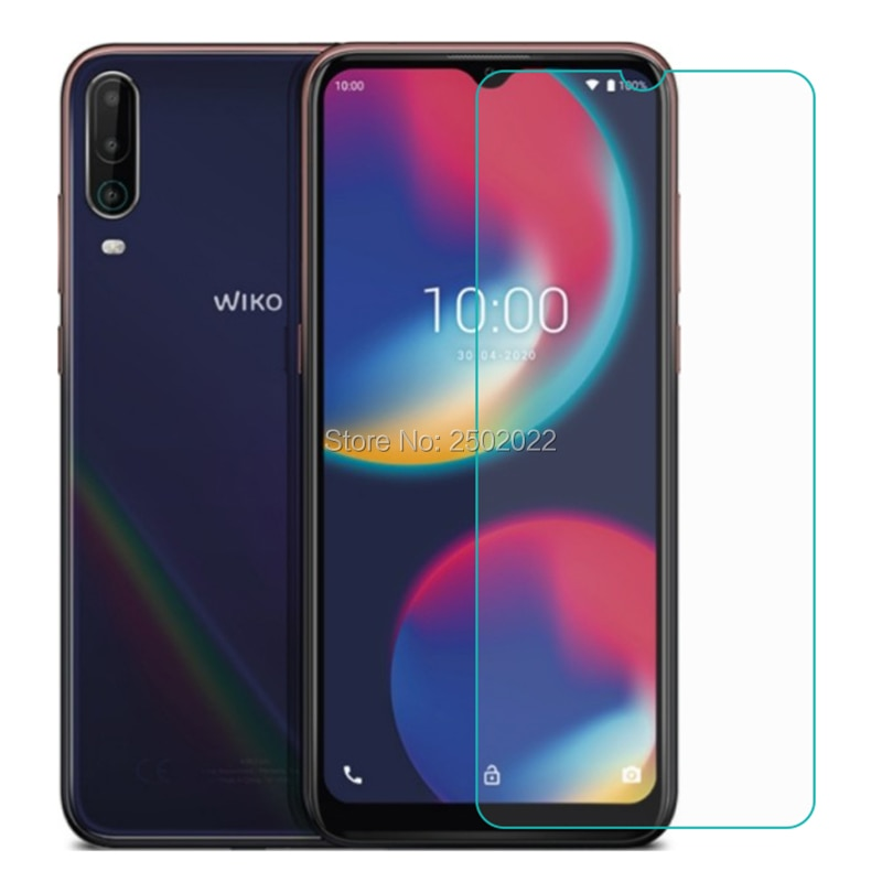 Smartphone 9H Tempered Glass for Wiko View4 6.52