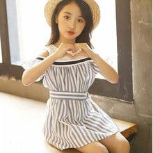 Summer 12 Summer Dresses 11 Girls 10 Fashion Children's Clothing 9 Beautiful Clothes 8 Mesh Dress 7 Party Dress 6 Striped Dress
