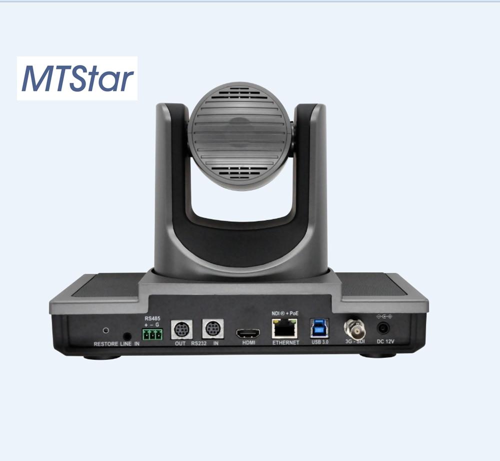12X4K 60fpsSDI HDMI USB PoE IP كاميرا متحركة فيديو خط في IP NDI كاميرا للبث VISCA RTMP AI كاميرا فيديو PTZ للمؤتمرات