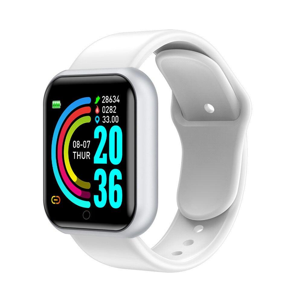 Y68SE multi-function bracelet, heart rate and blood pressure sports Bluetooth bracelet electronic pr
