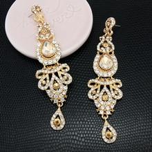 Aretes De Mujer Modernos 2020  Trendy Earrings  Fashion  Long Earrings  Free Shipping No Minimum Order  Minimalist Jewelry