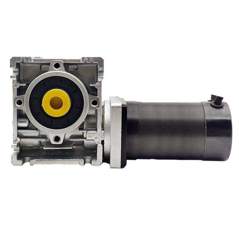 131w 57 milimetros motor brushless dc 24v com verme caixa de velocidades proporcao