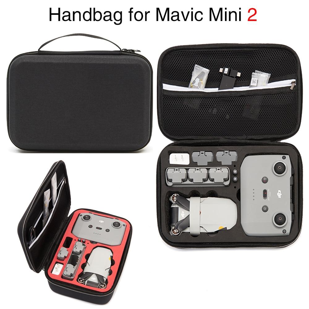 حقيبة تخزين للطائرة بدون طيار DJI Mavic Mini 2 ، حقيبة حمل خارجية ، ملحقات