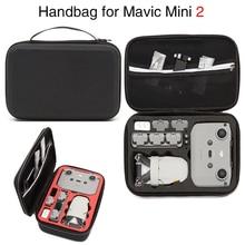Portable DJI Mavic Mini 2 Storage Bag Drone Handbag Outdoor Carry Box Case For DJI Mini 2 Drone Acce