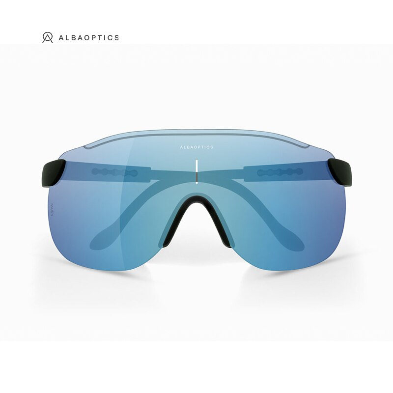 Alba Optics Riding Cycling Sunglasses Mtb Sports Cycling Glasses Goggles Bicycle Mountain Bike Glass