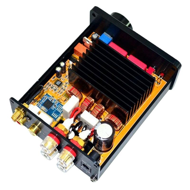 AMS-Mini Tda7498 canal 2,0 Bluetooth 5,0 Csr8675 Hifi amplificador clase D Digital amplificador de Audio 100W + 100W