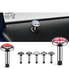 Bouton de verrouillage de porte en acier inoxydable   Pour Mini Cooper S One JCW Clubman Countryman R55 R56 R57 R58 R59 R60 R61 F56 F55 F60