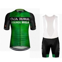 2020 Pro Team Caja Landelijke Italië Power Band Fietsen Jersey Kit Zomer Ademend Cyclus Doek Mtb Ropa Ciclismo Fiets Maillot gel
