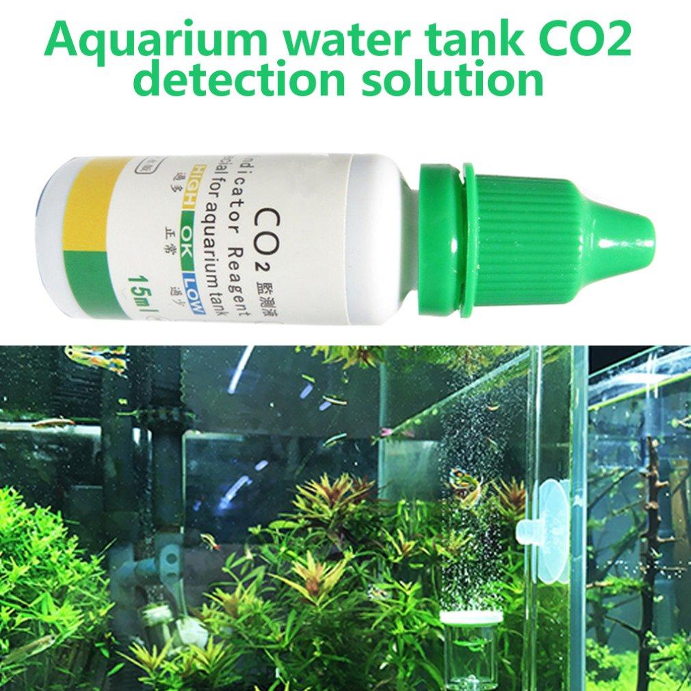 AliExpress - Wyin Aquarium CO2 Indicator Solution Fish Tank Liquid Test PH Long-Term Monitor CO2 Bubble Counter For Plant ADA Quality