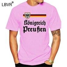 W lecie 2020 roku Pop Man Tee królestwo prus Cheer Jersey 2020 niemcy Soccers Koenigreich Preussen Movie T Shirt