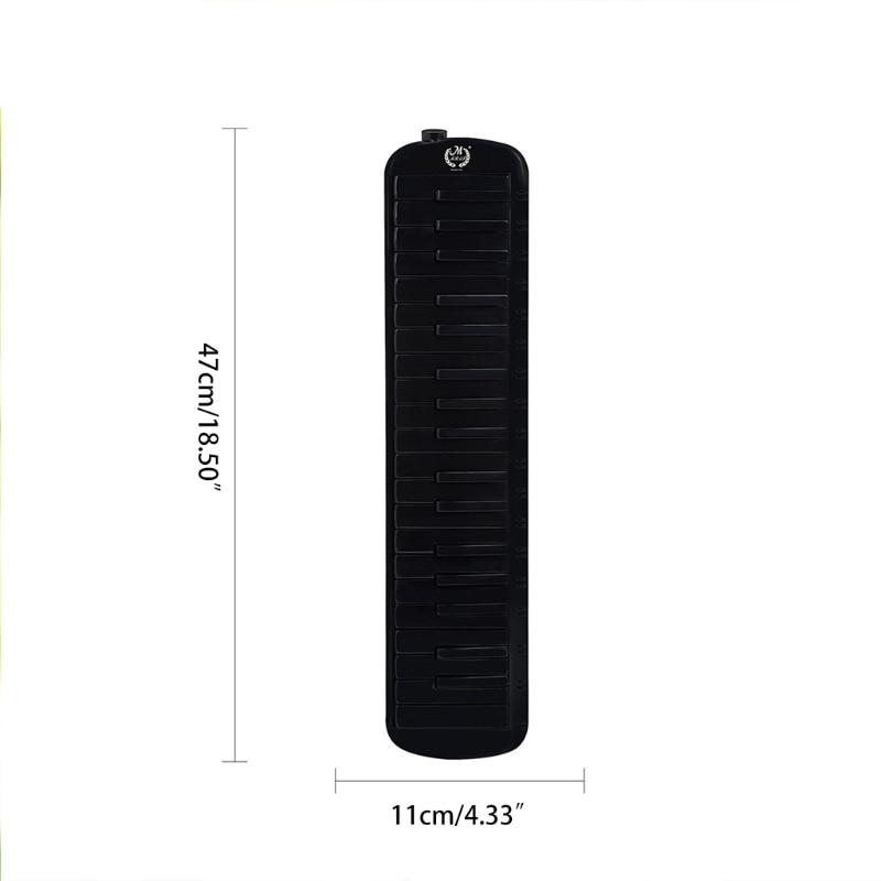 G5AC 37 مفاتيح أداة سوبرانو ميلوديكا البيانو نمط الفم الجهاز البيانو هارمونيكا