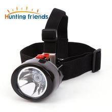Amis de chasse sans fil lumière minière KL3.0LM phare LED étanche Explosion