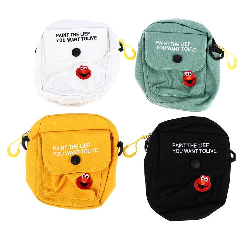 Mini Canvas Bag Women's All-match Shoulder Bag Portable Messenger Coin Purse