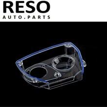 RESO --- cubierta de correa de distribución de engranajes de leva transparente para NISSAN Skyline R32 R33 GTS RB25DET