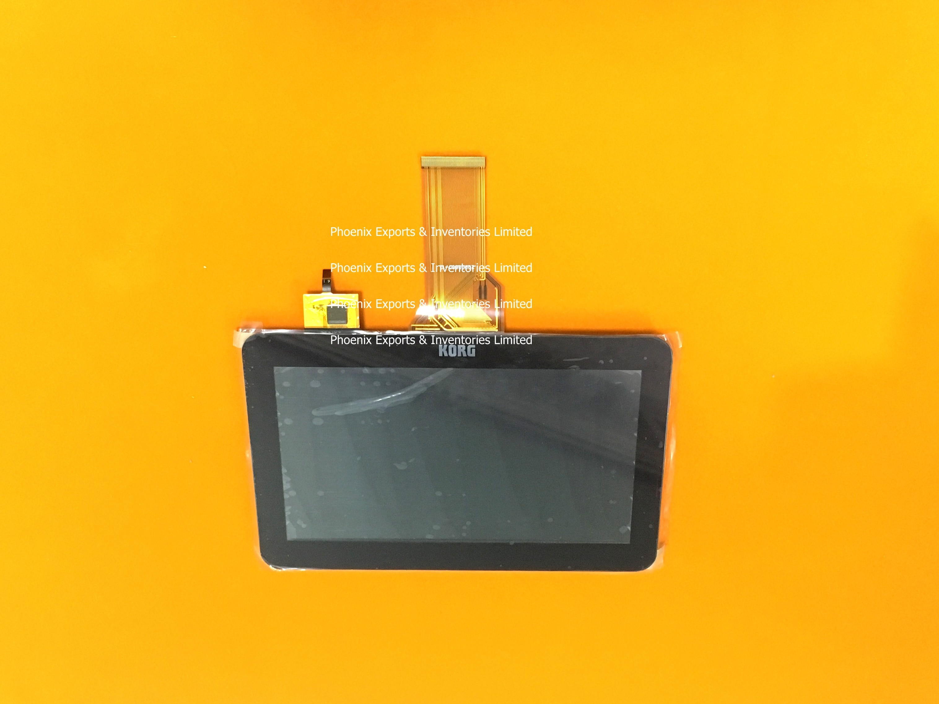 Originele Lcd-scherm met Touch Screen Digitizer voor KORG PA700 Display PA 700 PA-700